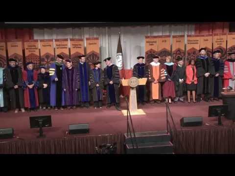 Rochester Institute of Technology's 2014 Freshman Convocation