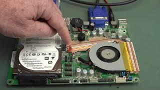 Dumpster Intel Atom Embedded PC update