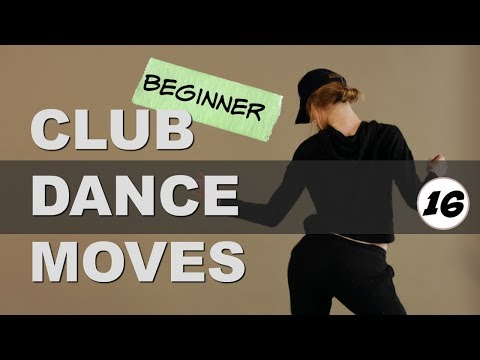 Club Dance Moves Tutorial Part 16 (Beginner Dancehall Hip Move) Tick Down