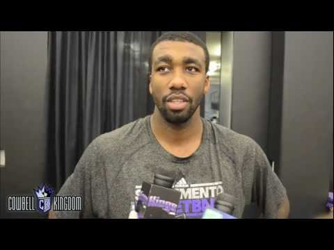2011-12 Sacramento Kings Training Camp: Day 4