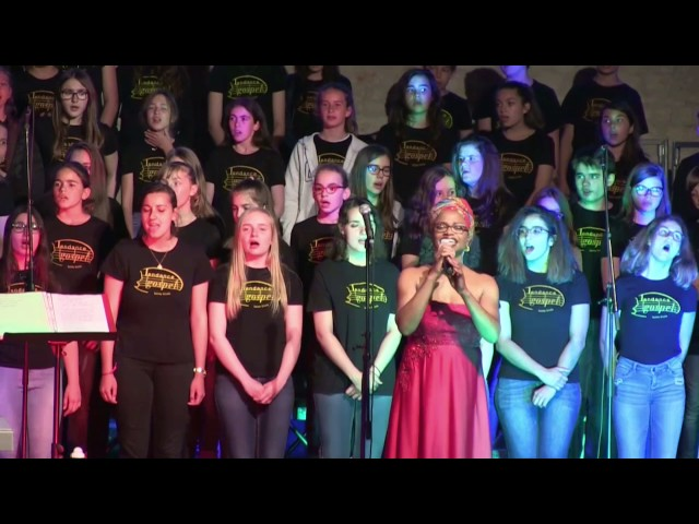 Concert Gospel 2017 Sainte Ursule : I love the lord