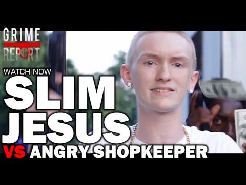 Angry ShopKeeper  Vs Slim Jesus - Drill Time [@AngryShopKeeper]
