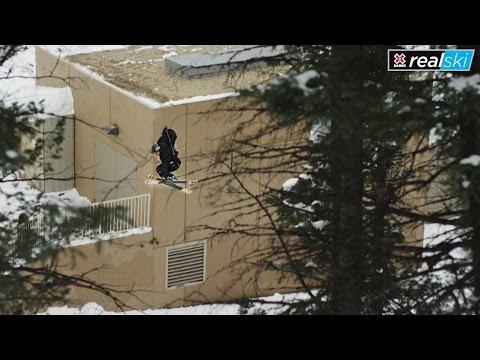 Khai Krepala   X Games Real Ski 2017