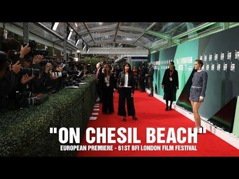 """On Chesil Beach"" European Premiere - 61st BFI London Film Festival"