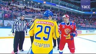 Кубок Первого канала по хоккею. Швеция – Россия