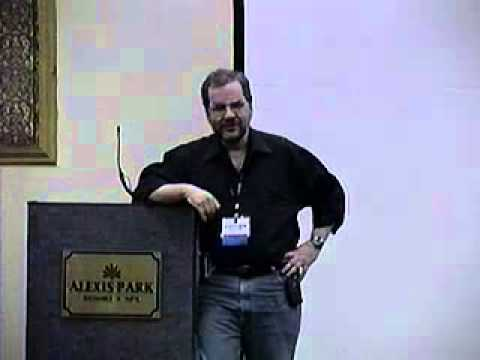 DEF CON 11 Hacking Conference Presentation By Phil Zimmermann - A conversation with Phil Zimmermann - Video