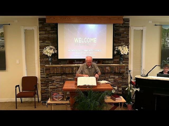 Sunday Service - Apr 18, 2021 - Heb 4:14-5:10 Dumping Discouragement