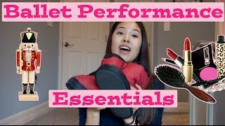 Ballet Performance Essentials