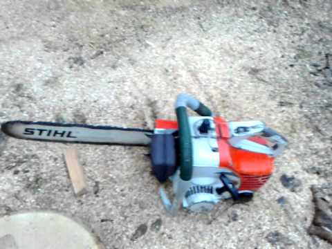 stihl 07 running youtube. Black Bedroom Furniture Sets. Home Design Ideas