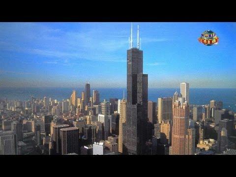 World Culé Chicago (USA) - Visita la Torre Willis (ex- Sears Tower)