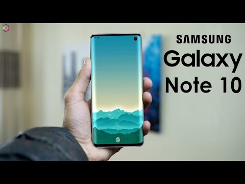 Samsung Galaxy Note 10 Launch, Release Date, Price, Specs, Features, Camera, Concept, Leaks