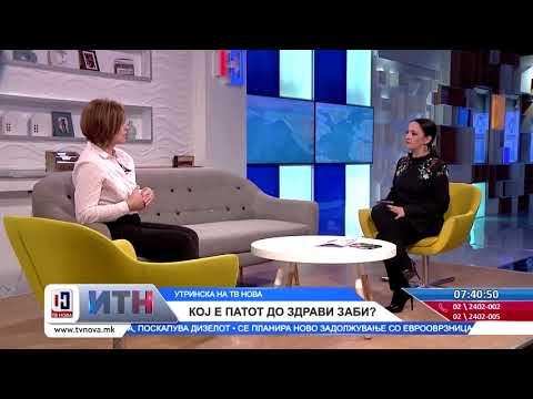 Разговор со стоматолог Ана Бундалевска-Александровска