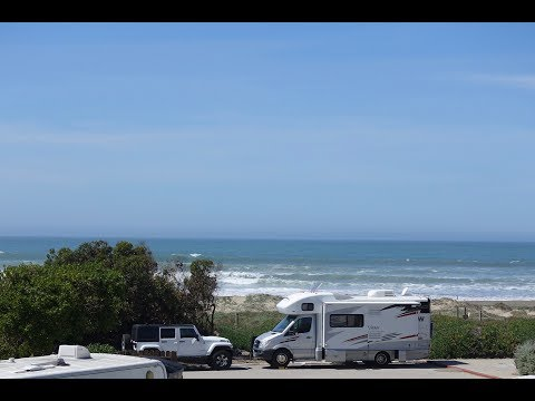 Oceanside Camping and A Picnic With A View at Morro Bay and Montana de Oro, CA