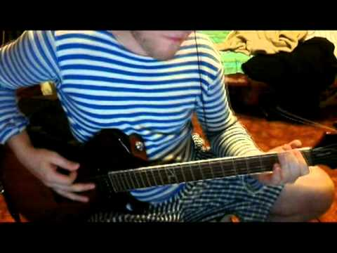 Pendulum - Mutiny (cover by Rolly) .mpg