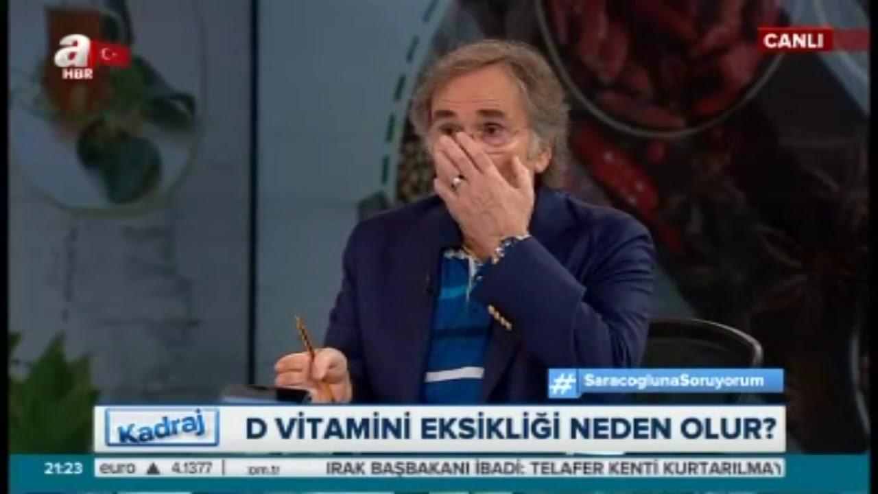 Ahmet Maranki Bağışıklık Sistemini Güçlendirmek İçin Tavsiyeler