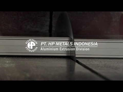 TV Commercial Aluminium Extrusions PT HP Metals Indonesia