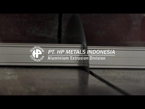 TV Commercial Aluminium Extrusions PT HP Metals Indonesia