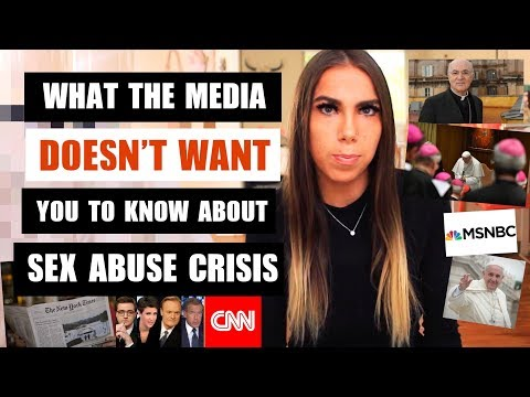 The Truth about the Catholic sex abuse crisis that no one is saying.
