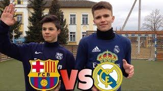 Барселона VS Реал Мадрид / Кто победит?