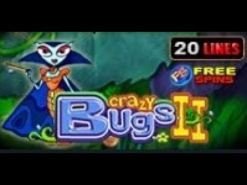 Crazy Bugs Slot Machine