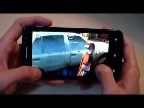 Игры на Prestigio MultiPhone 3501 (DeadTrigger2, DungeonHunter4,Batman)