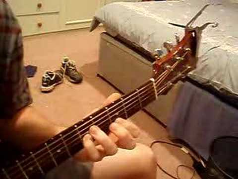Radiohead - Lozenge of Love (cover)