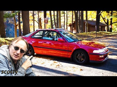 Here's Why The Acura Integra Is The Best Sporty FWD Car Of All Time