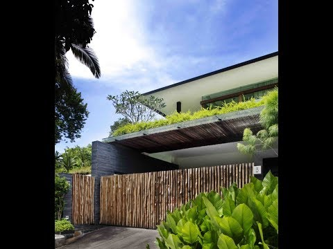 The Sun House by Guz Architects | Singapore | HD