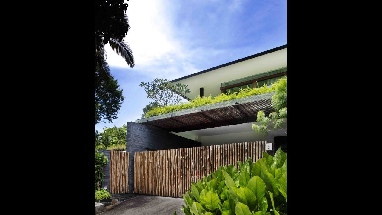 The Sun House By Guz Architects Singapore Hd Youtube