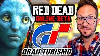 Premières images de Gran Turismo PS5 ? Red Dead Online, les suites d'Avatar trouvent leurs titres...