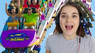 THE MOST RADICAL ROLLER COASTER | Roblox
