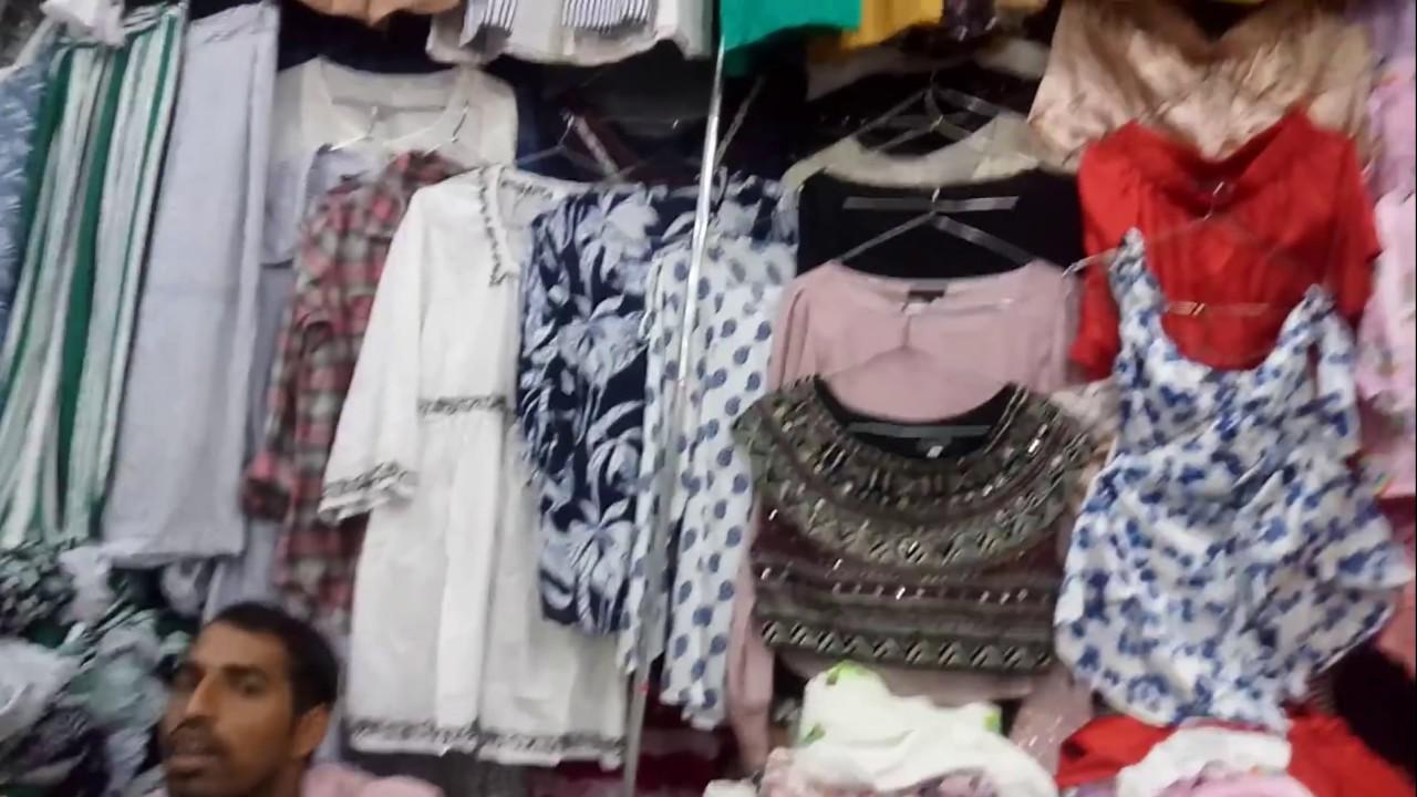 Buy Branded Clothes & Starting price Rs 100 | Sarojini Nagar Market | Delhi  Shopping R N 76