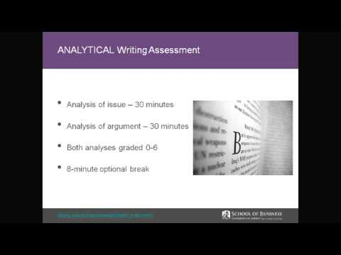 GMAT Preparation UAlbany Weekend MBA Part 1