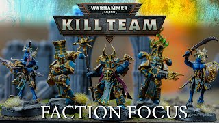 Warhammer 40,000 Kill Team - Thousand Sons Faction Focus