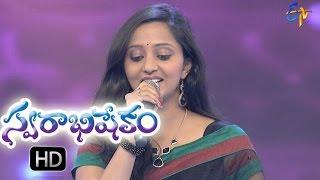 Changure Bangaru Raja Song | Malavika Performance | Swarabhishekam | 16th October 2016 | ETV Telugu