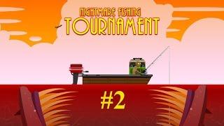 Гра На Висоті? || Кошмар Риболовного Турніру #02