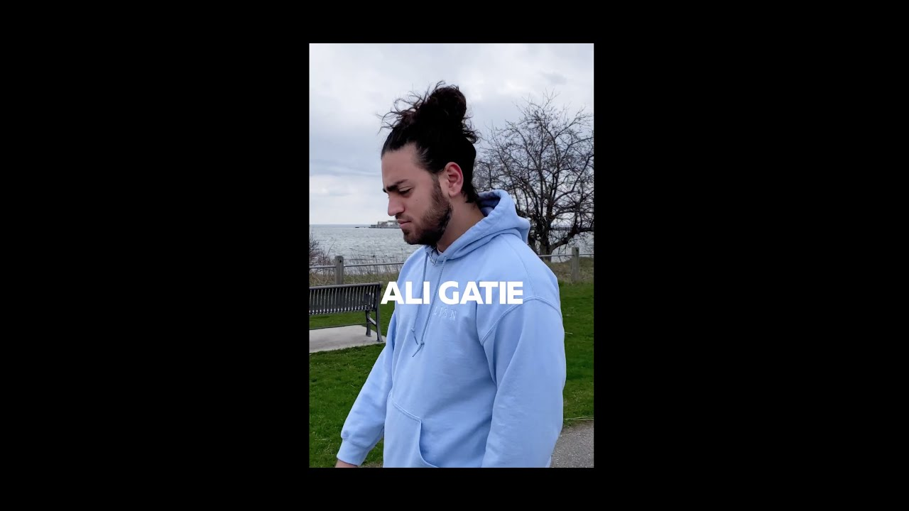 """Ali Gatie """"What If I Told You That I Love You"""" 