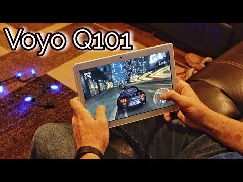 Best tablet under $100 - Voyo Q101 Review - 10.1