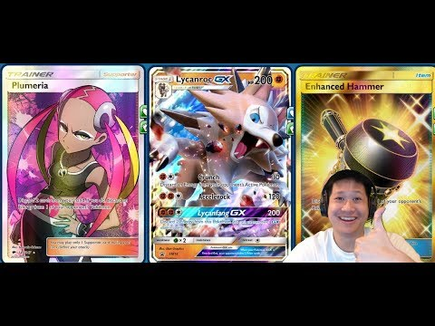 Energy Discard Midday LYCANROC Deck, Keeping Your Opponent 1 Step Behind