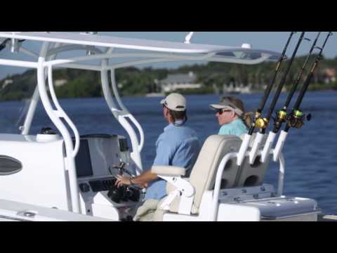 Florida Sportsman Best Boat - 28' To 32' Center Consoles