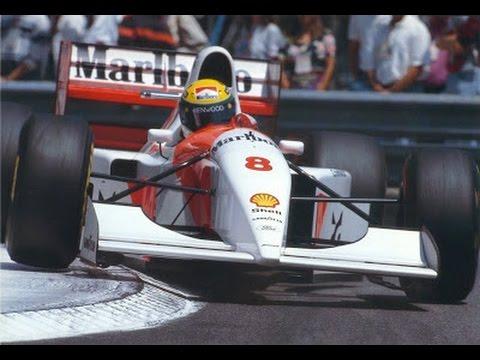 Formula 1 - Grande Premio de Monaco 1993 Globo