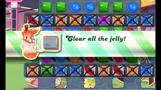 Candy Crush Saga Level 553 walkthrough (no boosters)