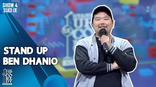 Stand Up Comedy Ben Dhanio - ULTIMATE SHOW 4 - SUCI IX