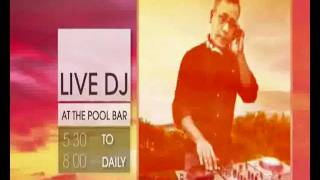 Pan Pacific Nirwana Bali Resort | Sundowner-LiveDJ.flv