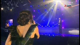Let Her Go - Gianluca Bezzina & Ira Losco at the Malta Eurovision 2014