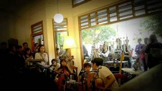 We Love A.B.C Part 1 At Kedai Tjikini