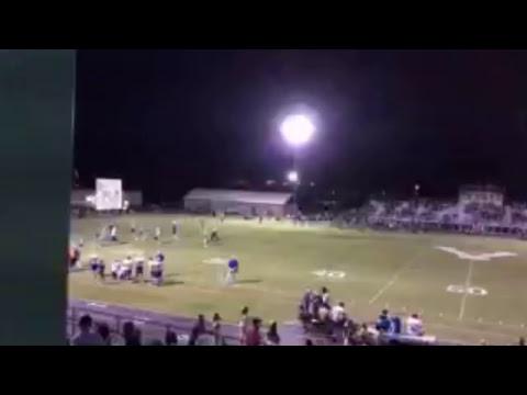 Chouteau vs Adair football