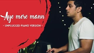 happy valentines day unplugged piano version aye mere mann sheldon bangera