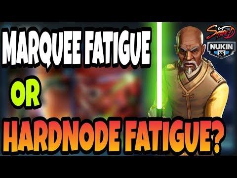 Marquee Fatigue Or Hardnode Fatigue? Star Wars Galaxy Of Heroes