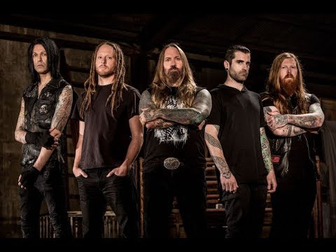 DEVILDRIVER's Dez Fafara on 'Outlaws 'Til The End', Upcoming Double Album & Touring (2018)